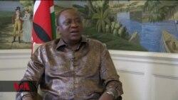 Uhuru Kenyatta kukutana eelezea mapambano yake dhidi ya ufisadi