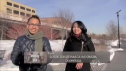 Sosok Sukses Warga Indonesia di AS (4) - Warung VOA