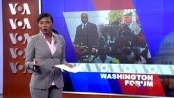 Washington Forum de jeudi 12 mai 2016: En route vers les elections ?
