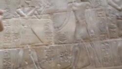 中国网民对埃及古迹遭涂鸦表愤慨
