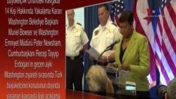 Büyükelçilik Konutu Önündeki Kavgada 14 Kişi Hakkında Yakalama Kararı