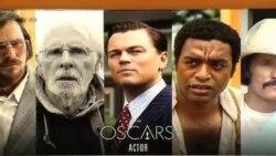 Películas y actores nominados a los premios Oscar