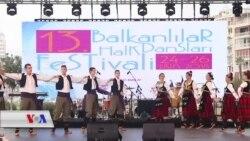 Festîvala Govendên Herêma Balkanan