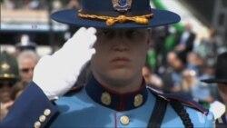 美全国警察周缅怀殉职警察