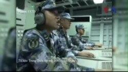 Trung Quốc tập trận ở Biển Đông và Biển Hoa Đông