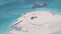 Tư lệnh Mỹ tố cáo Trung Quốc xây đảo nhân tạo ở Biển Đông