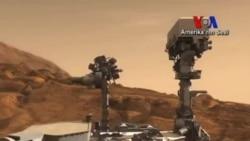 NASA Mars'ta Hayat İzi Buldu mu?