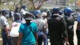 Police Arresting War Veterans in Harare