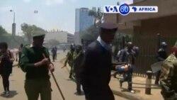 Manchetes Africanas 26 Setembro 2017: Continuam os protestos eleitorais no Quénia