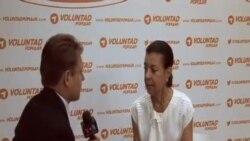 Madre de Leopoldo López niega negociación