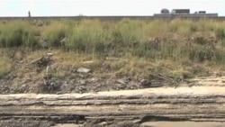 密西西比河水位下降威胁航运