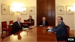 Hace poco más de una semana que el nuevo gobierno tripartito se formó en Grecia, con Antonis Samarás, del partido Nueva Democracia, a la cabeza.