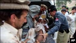 سال 2010 : پاکستان کے قبائلی علاقوں میں دہشتگردی کے 672 واقعات