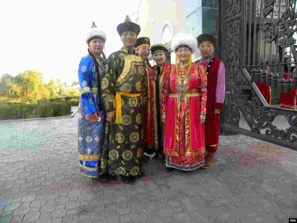 Бурятские фольклористы тоже подготовились к форуму