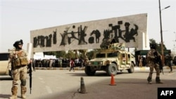 Իրաքի ուժերը ոչնչացրել են «ալ-Քաիդա»-ի մի հրամանատարի