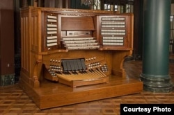 Composed of 10,010 pipes divided into 146 ranks, the Longwood Organ is the largest Aeolian organ ever constructed in a residential setting.