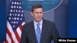 مشاور امنیت ملی کاخ سفید.