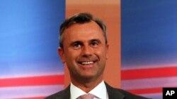 Norbert Hofer, predsednički kandidat Stranke slobode