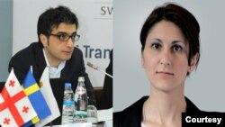 Zaur Şiriyev və Lilit Gevorgian