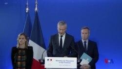 法國政府或暫停上漲燃油稅 (粵語)