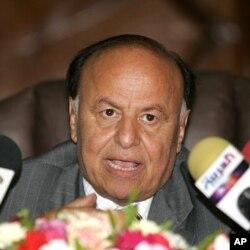یمن کے نائب صدرعبد الرب منصور ہادی