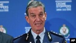 澳大利亚新南威尔士警方负责人