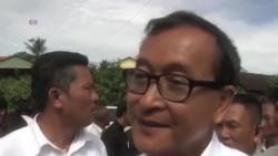 柬埔寨反對派議員抵制新議會首次議事
