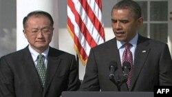 Kандидат на пост главы Всемирного банка Джим Ен Ким