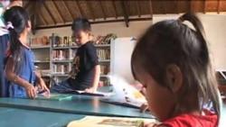 Mengunjungi Taman Bacaan Warabal di Desa Parung, Bogor