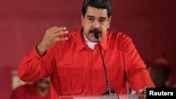 Maduro sostuvo que EE.UU. está ejerciendo presión sobre el Secretario General de la ONU para que no envíe una misión de acompañamiento electoral para los comicios presidenciales del 20 de mayo.