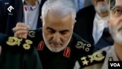 Tướng Qassem Soleimani của Iran