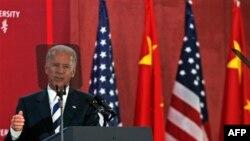 Američki potpredsednik Džozef Bajden u poseti Kini