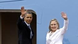 Hillary Clinton ကို သမၼတ Obama ေထာက္ခံ