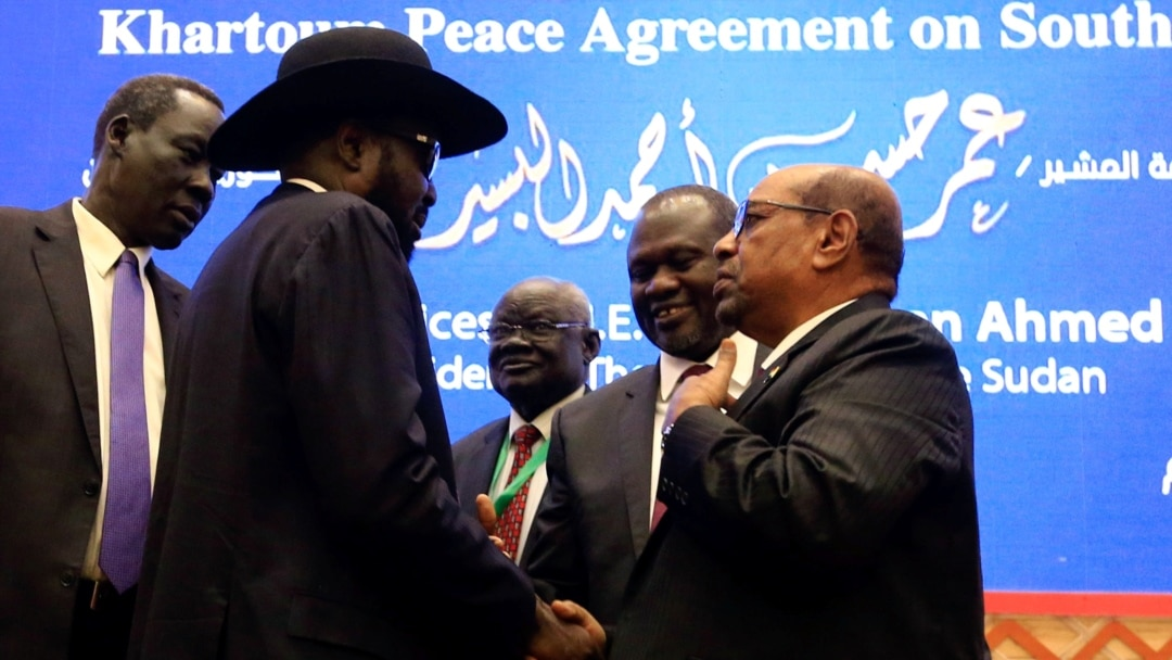 Rebel Leader Machar Refuses To Sign South Sudan Peace Deal