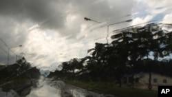 بارشوں سے ملک کے بالائی علاقوں میں معمولات زندگی متاثر