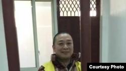四川民主人士陳雲飛 (網絡圖片)