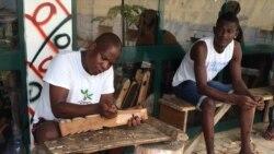 Covid-19 inviabiliza a vida de artesãos São-tomenses