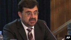 ضرار احمد مقبل وزیر وزارت مبارزه با مواد مخدر