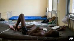 Ebola a Saliyo