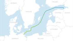 Новий газопровід Північний потік-2, який пролягає по дну Балтійського моря, дасть можливість Росії вдвічі збільшити постачання газу до Німеччини, оминаючи країни на сході Європи