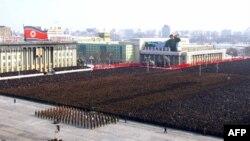 New York Times изъяла из публикации отредактированную фотографию с похорон Ким Чен Ира