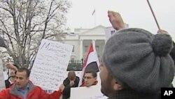 مصر کی صورتحال کا امریکی سیاست پر اثر