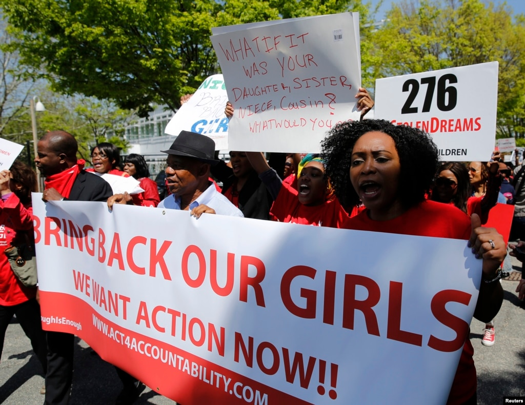 UN: Sale of Girls by Boko Haram Would Be Crime Against Humanity