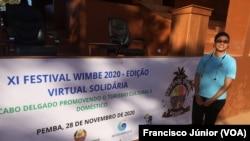 Iolanda Almeida, Directora Provincial da Cultura e Turismo de Cabo Delgado, Moçambique
