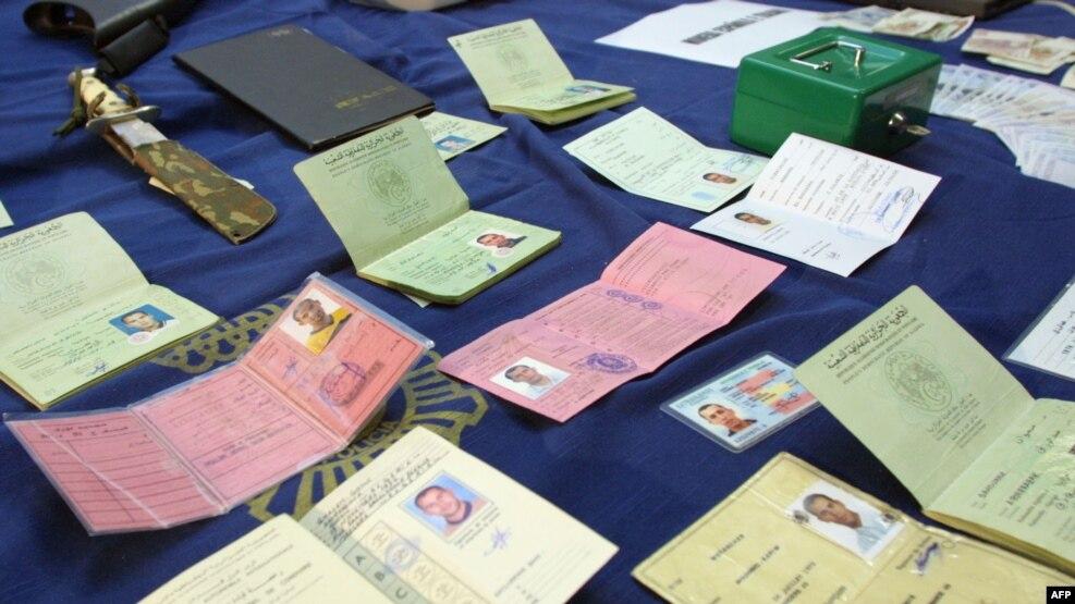 Bildresultat för false passport
