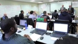 High-tech Job Training Program Gives US Veterans Second Chance