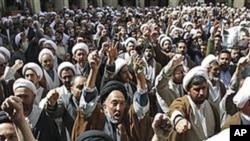ایران: بحرین میں جمہوریت نواز کارکنوں کی پکڑدھکڑ کے خلاف مظاہرہ
