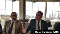 CHP Çankaya Belediye Başkanı Alper Taşdelen