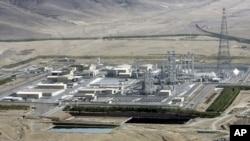 تصویری از تاسیسات اتمی ایران در اراک، عکس از آرشیو