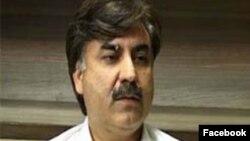 وزير اعلی سلا کار شوکت علي يوسفزی